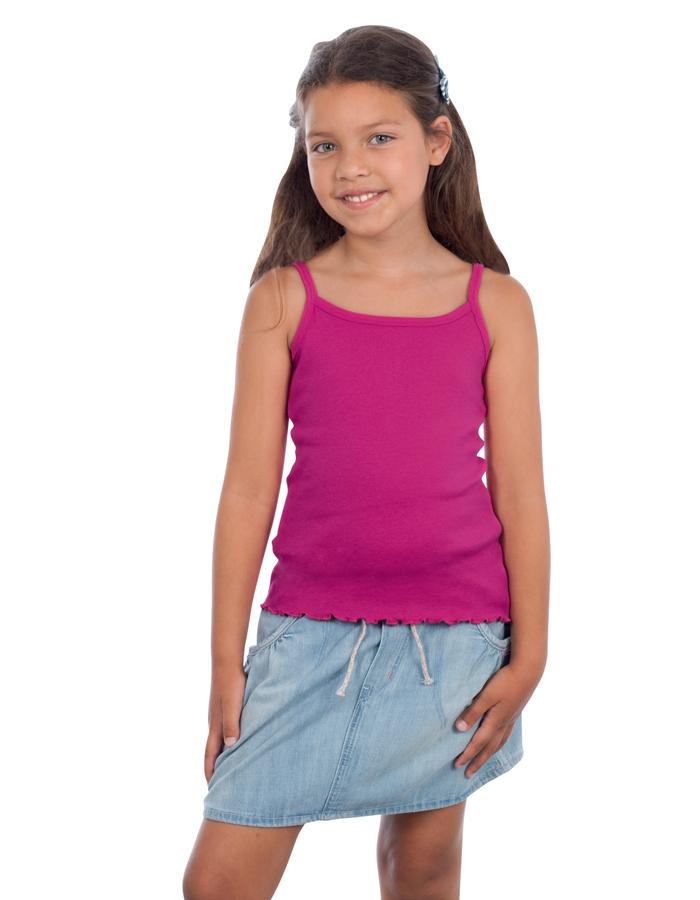 Image of Dívčí tílko s ramínky CANDY - Sol's